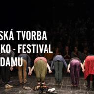 AUTORSKÁ TVORBA NABLÍZKO - FESTIVAL KATAP DAMU - Divadlo Disk