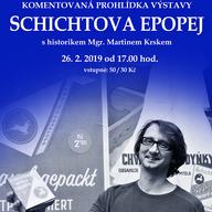 """""""Schichtova epopej"""" s Martinem Krskem"""