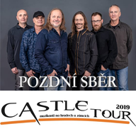 CASTLE TOUR 2019/POZDNÍ SBĚR/SPIRITUÁL KVINTET A FOLK TEAM
