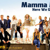 Letní kino Yellow Cinema – Mamma mia! Here We Go Again