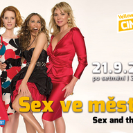 Letní kino Yellow Cinema - Sex ve městě 2