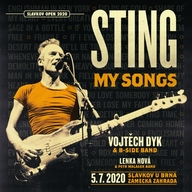SLAVKOV OPEN 2020 - STING: MY SONGS