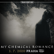 PRAGUE ROCKS 2020 / MY CHEMICAL ROMANCE