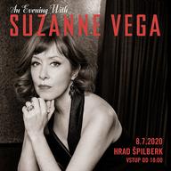 SUZANNE VEGA - Špilberk
