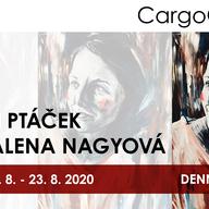 Cargo Gallery: Magdalena Nagyová & Martin Ptáček