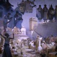 Alfons Mucha – Slovanská epopej ve Veletržním paláci