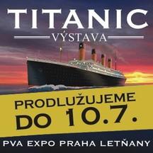Za samé jedničky na Titanic zdarma. Za dobré vysvědčení dárek
