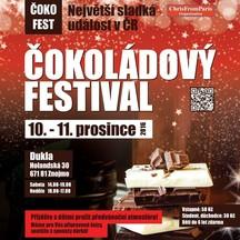 Čokoládový Festival 2016 ve Znojmě. Přijďte se bavit s celou rodinou