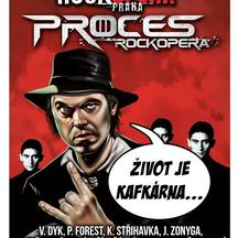 Kamil Střihavka v Procesu!