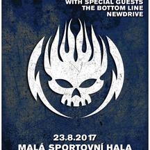 The Offspring v Praze již příští týden