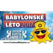 BABYLONSKÉ LÉTO - letní program pro malé i velké!