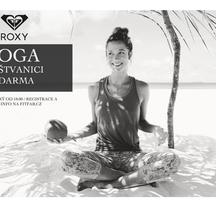 Roxy Yoga na Štvanici