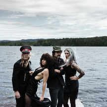 The Baboon Show – jediná zastávka v ČR na jejich evropské tour bude v pražském Rock Café