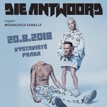 Do Prahy se vrací jihoafrická senzace Die Antwoord