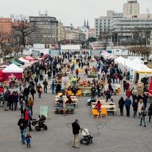 Jarní trhy 2019 - Výstaviště Praha Holešovice