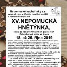 XIII. Nepomucká hnětýnka - tradiční posvícenská soutěž a výstava