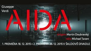 Aida - Divadlo F. X. Šaldy v Liberci
