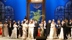 Die Fledermaus (Netopýr) - Hudební divadlo Karlín