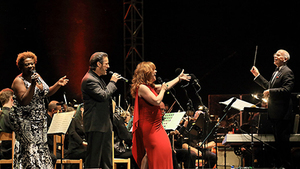 Mezinárodní hudební festival Český Krumlov 2016 - Bravo Broadway!