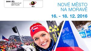 BMW IBU World Cup Biathlon 2016 - závody s hrom. startem muži a ženy Neděle