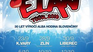 Živých nás nedostanú. Elán na turné po 30ti letech vzkřísí nejslavnější album Hodina slovenčiny v Liberci