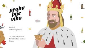 Praha pije víno - Prague Drinks Wine 2016