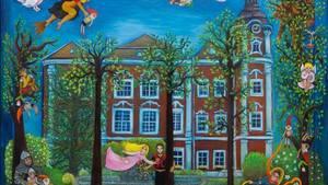 Jubilejní výstava malířky Emmy Srncové