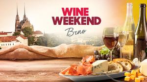 Wine Weekend Brno 2016