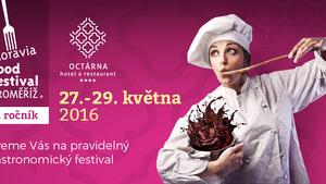 Moravia Food Festival 2016