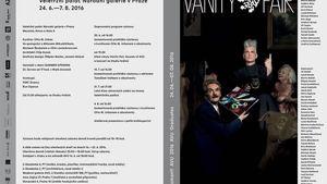 Veletržní palác Národní galerie v Praze: Vanity Fair. Diplomanti AVU 2016 AVU Graduates