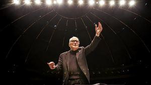 Po ziskání Oskara ohlásil Ennio Morricone další koncerty.  Ještě jednou přijede i do Prahy