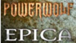 POWERWOLF & EPICA TOUR 2017