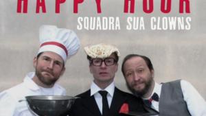 Letní Letná 2016 - SQUADRA SUA - Happy Hour