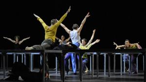 Dresden Frankfurt Dance Company: William Forsythe + Rafael Bonachela - Divadlo Archa