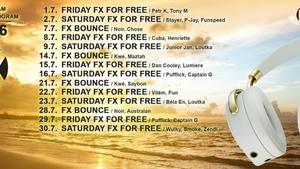 Friday FX For Free