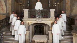 Schola Gregoriana Pragensis k poctě Karla IV.