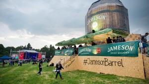 Na Sázavě vyroste největší festivalový sud v Evropě