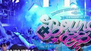 FX Bounce 11 Bday - 11. narozeniny čtvrtků