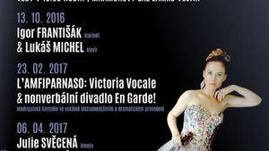 Dům kultury Vsetín obnovuje tradici komorního cyklu koncertů vážné hudby