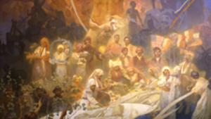 Alfons Mucha – Slovanská epopej - speiální prohlídky