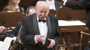 ČSKH - Koncert k 85. narozeninám pěvce Richarda Nováka