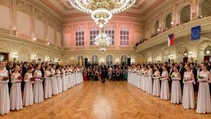 Rakouský ples na Žofíně