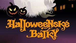 Halloweenské bátky v OC Fontána Karlovy Vary
