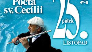 Jiří Stivín a Collegium Quodlibet  Pocta sv. Cecílii 25