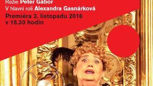 Je úchvatná! - Divadlo Antonína Dvořáka