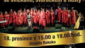 Gospel Time Party Zuzany Stirské - Divadlo Rokoko