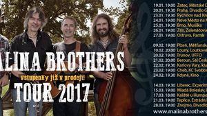 Bluegrassový kvartet Malina Brodhers v Teplicích