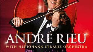 Superstar ANDRÉ RIEU se v roce 2017 vrací do Česka
