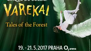 Cirque du Soleil přiváží Varekai do Prahy. V O2 areně uvede čtyři představení