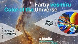 Výstava Farby vesmíru - Color of the Universe